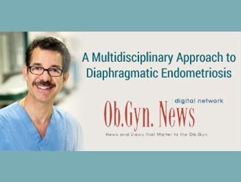A multidisciplinary approach to diaphragmatic endometriosis