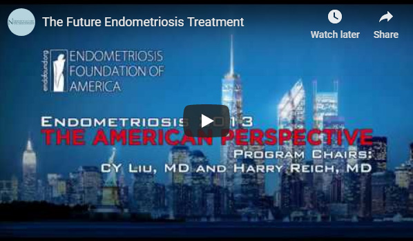 The Future Endometriosis Treatment